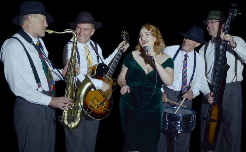picture of Flashback vintage rockabilly band
